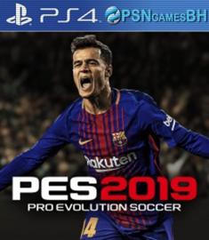 PES 19 Secundaria PS4