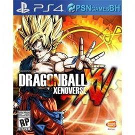Dragon Ball Xenoverse PSN PS4 CONTA SECUNDARIA