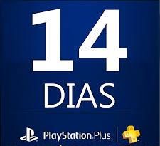 PSN PLUS 14 dias