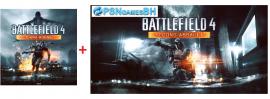 DLCs China + Second Assault PSN