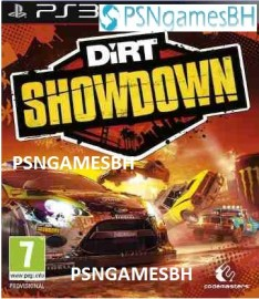 Dirt Showdown PSN PS3