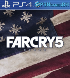 Far Cry 5 VIP PS4