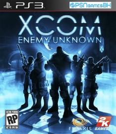 XCOM Enemy Unknown PSN