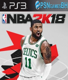 NBA 2K18 PSN PS3