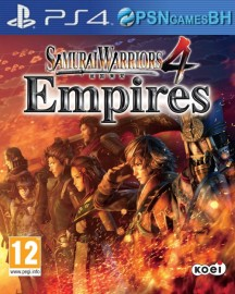 SAMURAI WARRIORS 4 Empires VIP PSN PS4