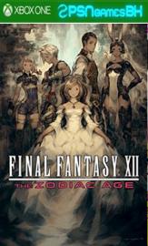 Final Fantasy XII The Zodiac Age XBOX One