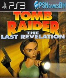 Tomb Raider: The Last Revelation(PSOne Classic) PSN PS3
