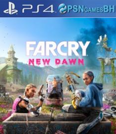 Far Cry New Dawn VIP PS4
