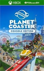 Planet Coaster XBOX One e SERIES X|S