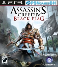 Assassins Creed 4 Black Flag PSN PS3