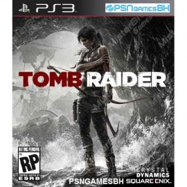 Tomb Raider PSN PS3