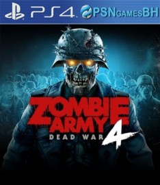 Zombie Army 4: Dead War VIP PS4