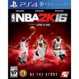 NBA 2K16 VIP PS4