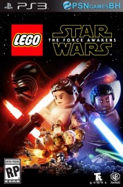 LEGO Star Wars The Force Awakens PSN PS3