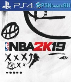 NBA 2K19 VIP PS4