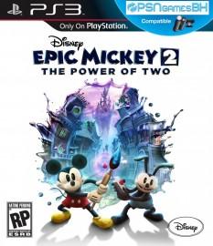 Epic Mickey 2 PSN PS3