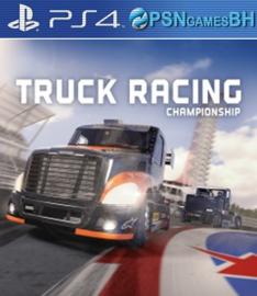Truck Racing Championship VIP PS4