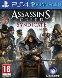 Assassins Creed Syndicate VIP PSN PS4