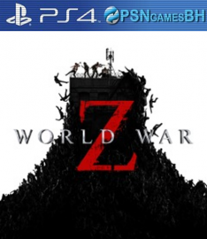 World War Z VIP PS4