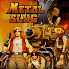 Metal Slug X(PSOne Classic) PSN PS3