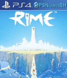 RiME Secundaria PS4