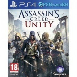 Assassin's Creed Unity PS4 PSN CONTA SECUNDARIA