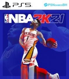 NBA 2K21 Secundaria PS5