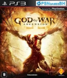God of War Ascension PSN