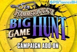 addon Borderlands 2 Sir Hammerlock's Big Game Hunt PSN