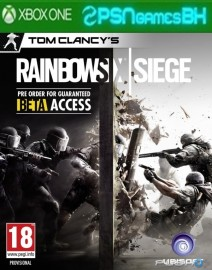 TOM CLANCYS RAINBOW SIX SIEGE XBOX One