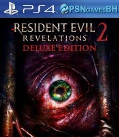 Resident Evil Revelations 2 Deluxe VIP PS4