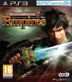 Dynasty Warriors 7 Empires PSN