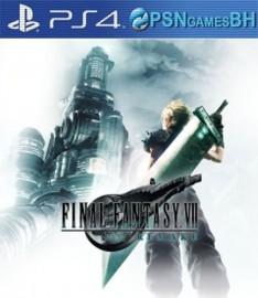 Final Fantasy VII Remake Secundaria PS4