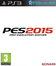Pro Evolution Soccer 2015 PSN PS3