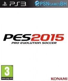 Pro Evolution Soccer 2015 PSN PS3