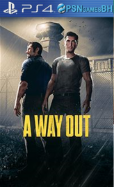A Way Out Secundaria PS4