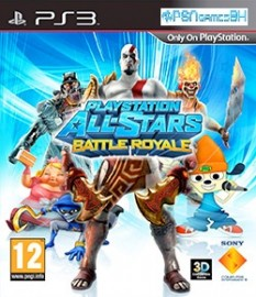 All Stars Battle Royale PSN PS3