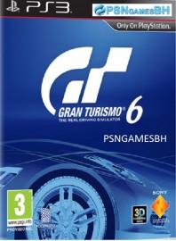 Gran Turismo 6 PSN