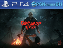 Friday the 13th: The Game SECUNDARIA PS4
