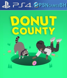 Donut County VIP PS4