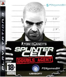 Tom Clancy's Splinter Cell: Double Agent  PSN