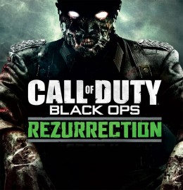 Add-on Rezurrection Europeia p/ Black Ops