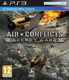 Air Conflicts: Secret Wars PSN