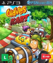 Chaves Kart  PSN PS3