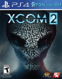 XCOM 2 Secundaria PS4