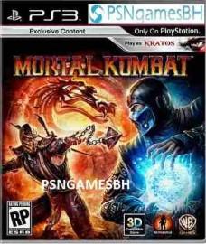 Mortal Kombat 9 PSN PS3