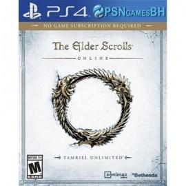 The Elder Scrolls Online: Tamriel Unlimited PSN PS4 CONTA SECUNDARIA