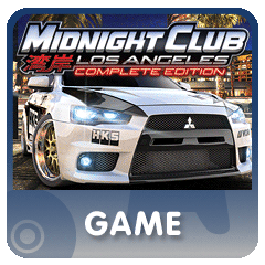Midnight Club Los Angeles Complete Edition PSN