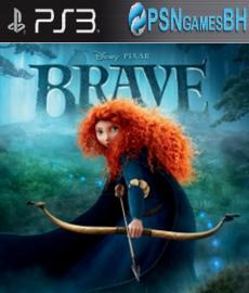 Disney-Pixar Brave PSN PS3