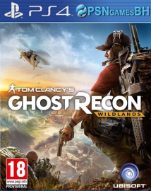 Tom Clancy's Ghost Recon Wildlands SECUNDARIA PS4
